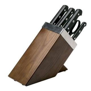 Self-sharpening knife...