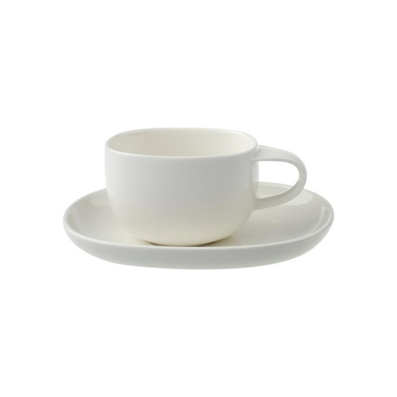 Urban Nature Coffee Tea Cup With Saucer