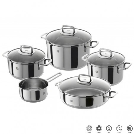 Cookware Set  5 pcs....