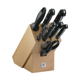 Taco de cuchillos 9 piezas...