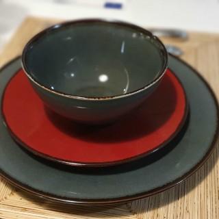 6 Bowls REACT Grey