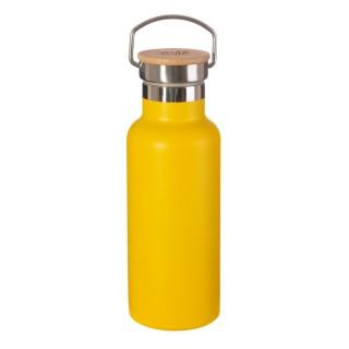 Botella Térmica Mostaza 500ml.