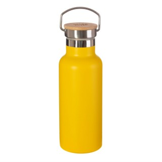 Mustard Yellow Water Bottle