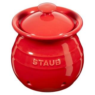 STAUB Cherry red garlic...