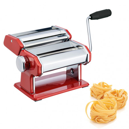 Red Stainless Steel Pasta...