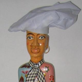 Chef Michel - Toms Drag Art