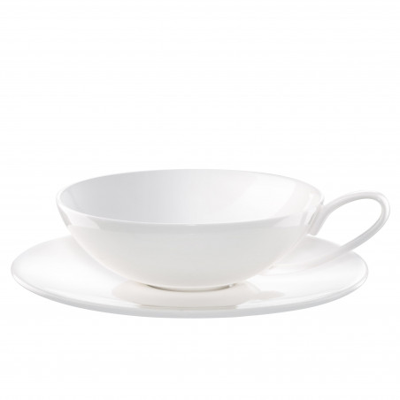 Teacup with a lower one,...