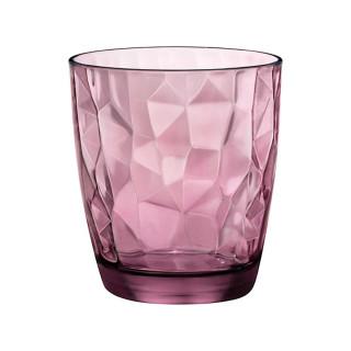 Diamond Water Glass Set of...